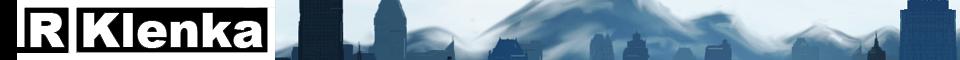RKlenka.com blue sky Logo